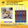 Acetic Rtv Silicone Sealant/Silicone Encapsulant/Fast Curing Silicone Sealant