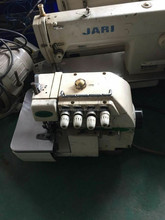 Good Quality Secondhand Chinese Type Overlock Sewing Machine 4 Thread
