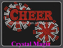 cheer iron on transfers wholesale