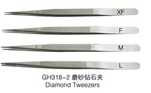Diamond Tweezers ,jewelry holding clamp,diamond pick up