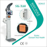 Dialysis Machine Pric SK-X60 With PC/Window 7 Measuring Weight, Height, BP ,BT