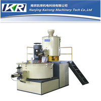 SRL-W 50O/1600Pp Pvc Pet Abs Industrial Plastic Coloring and Compounding Mixing Machinery