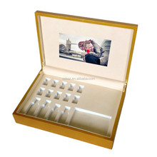 2015 video box jewelry box set for promotion