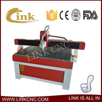 High speed cnc router engraver machine& cnc router metal LINK LXG1224