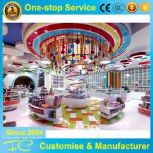 Kids shopping paradise names children's store interior design image