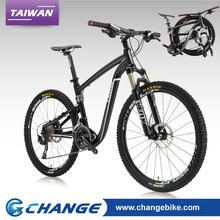 CHANGE Fox fork Folding 26 aluminum mountain bike bicycle