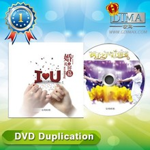 china hot movies by dvd duplication with digipack