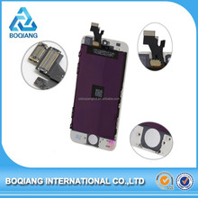 most popular anti-static anti-ultraviolet mobile accessory product lcd digitizer screen for iphone 5 s