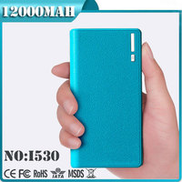 12000mAh Portable Universal Backup Dual USB Power Bank External Battery Pack Charger For iPad iPhone Mobile Smart Cell phone
