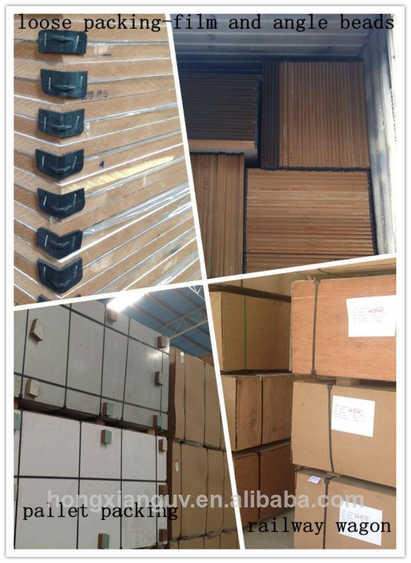 high gloss uv paint mdf for closet door