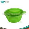 Foldable dog food bowls, new dog travel bowl, hot sale travel dog bowl