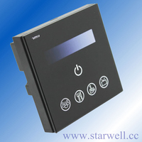 Low price professional 1v led dimmer wall switch
