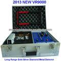 de calidad superior de largo alcance del diamante del oro detector de metales vr9000