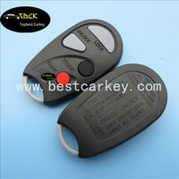 TopBest 3+1 buttons remote key for Nissan sunny car key remote 315Mhz