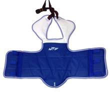 PU Leather Taekwondo body Chest Guard Protector