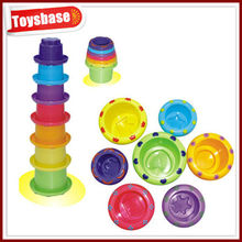 Baby stacking cups toys