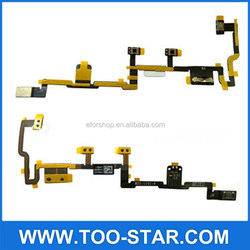 Wholesale products for ipad 2 on/off flex cable replacement accept paypal