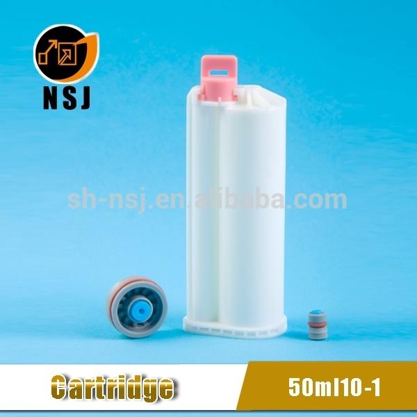 50ml 10 1 pbt dental adhesive cartridge for polyurethane cartridge. Black Bedroom Furniture Sets. Home Design Ideas