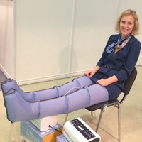 Air Compression Massager Blood Circulation Therapy