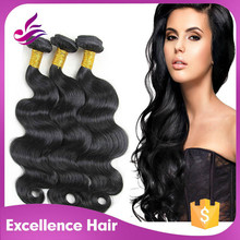 New product virgin human hair extension buns