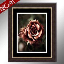 Shenzhen manufacturer realist rose flower painting designs