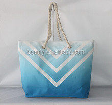 Wholesale 2015 style lady's popular canvas tote bags