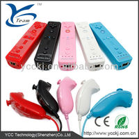 Hot sale remote and wired nunchuck for Wii