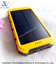 Universal Solar Portable Power Bank Charger