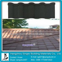 Cheap Building Sheet Metal Roofing Tiles For Stone Metal Roof