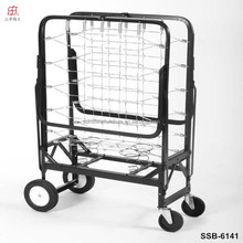 Cheap High Quality Hotel Single Rollaway Bed with Wheels