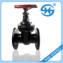 6inch DN150 flange non-rising stem water gate valve