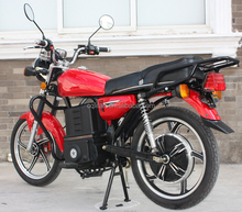 72V Big Power Electric Motorcycle with good climbling ability