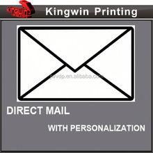 screen mail printing mash NO.632 variable data mail printing direct mail