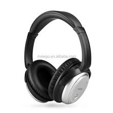 Foldable headphones 40mm plug 3.5mm jack with noise cancelling and call function