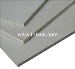 CE Approved Fireproof Outdoor Wall Siding Cement Board