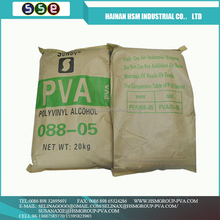 Hot China Products Wholesale polyvinyl alcohol for adhesive