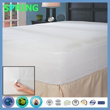 Allergy free Twin size bed covers 100% waterproof and reusealbe