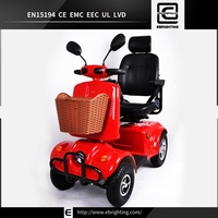 deluxe single seat brushless motor BRI-S02 china scooter with eec certificate