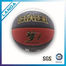 Hot sale best price 2015 PVC laminated basketball