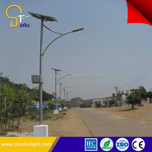 Waterproof Eco-friendly street led light tracking sun