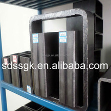rectangular steel tube,structural steel section properties,300*300 square hollow section