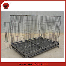 Manufacturer High Quality Product With Low Price ODM And OEM 123x78x94cm Dog Playpen Large Steel Dog Cage