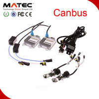 In stock high quality cheap price canbus all in one hid kit H1 H3 H4 H7 H8 H9 H10 H11 H13 9004 9005 9006 9007 for car accessory