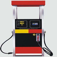 alibaba 2 nozzles gas station pumps for sale