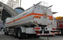 Shacman F2000 25000 liter diesel oil tank fuel tanker truck for hot sale