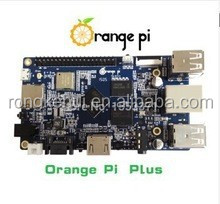 Orange Pi plus H3 Quad Core 1.6GHZ 1GB RAM 4K Open-source development