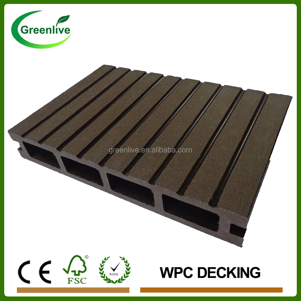 Wood composite panel exterior deck for Composite wood panels exterior