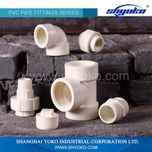 Factory selling pvc pipe fitting