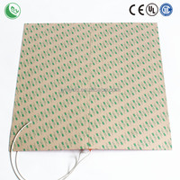 silicone rubber heater solar powered portable heater heated camping pad