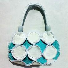 China manufacture high quality fashion ladies bags national style elegance ladies handmade lady handbag